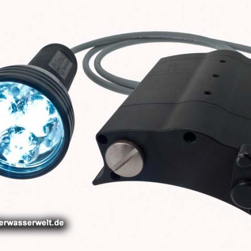 FWT Unterwasserlampe Tanksystem GS-T-Li-1S4P
