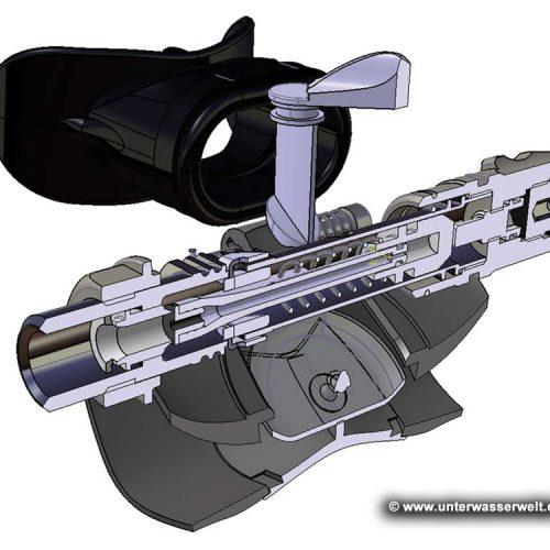 Cressi Atemregler T10 SC MASTER