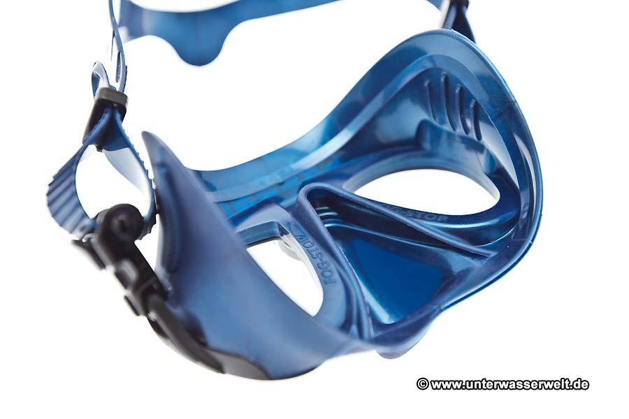 ganz gesichts tauchermaske