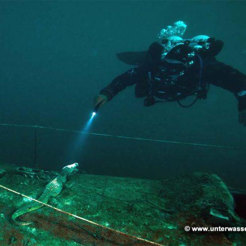 Heinrichs Weikamp Unterwasserlampe HW20