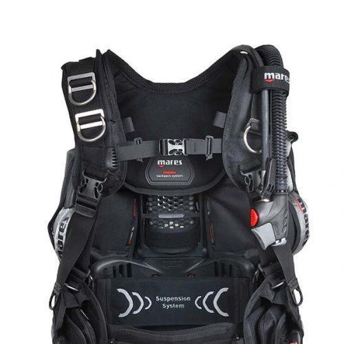 Mares Jacket Hybrid Pro Tec