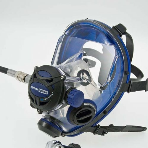 Oceanreef Vollgesichtsmaske Neptune Space