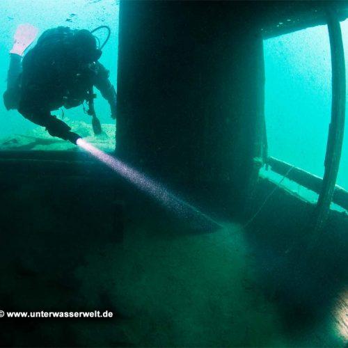 Seac Unterwasserlampe R20