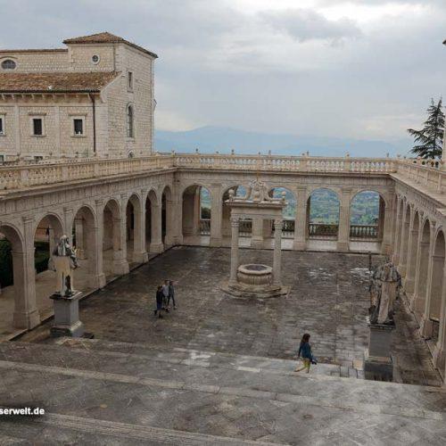 Abtei Monte Cassino